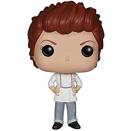 Funko Pop Television : Orange is The New Black - Galina Red Reznikov 3.75inch Vinyl Gift for TV Fans(Without Box) Superhappy