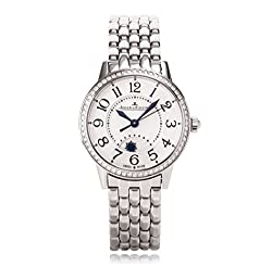 Rendez-Vous Silver Dial Stainless Steel Watch Q3468121