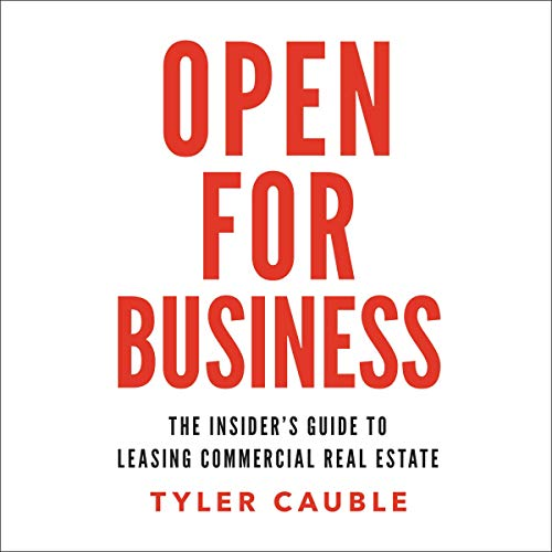 Open for Business Audiobook By Tyler Cauble cover art