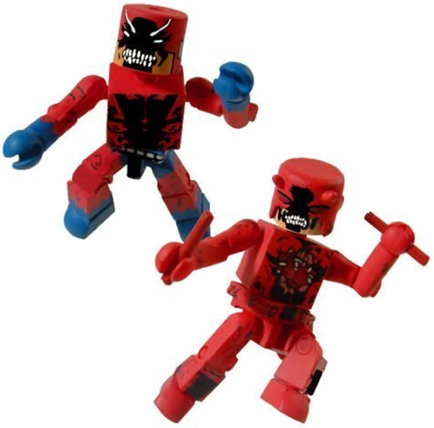 Marvel MiniMates  SDCC Exclusive Zombies Giant Man & Daredevil 2Pack by Diamond Select