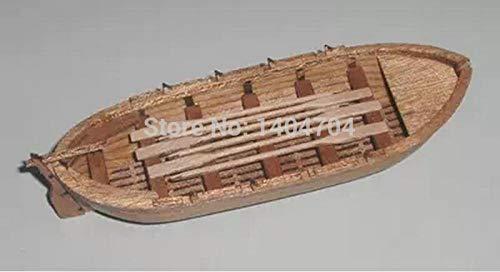 SIourso Maquetas Barcos Madera Modelo Escala 1/50 Clásico