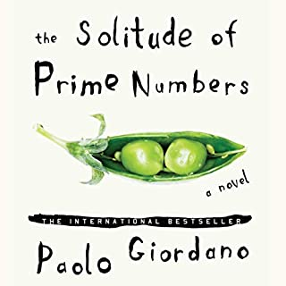 The Solitude of Prime Numbers                   By:                                                                                                                                 Paolo Giordano                               Narrated by:                                                                                                                                 Luke Daniels                      Length: 6 hrs and 59 mins     133 ratings     Overall 3.5