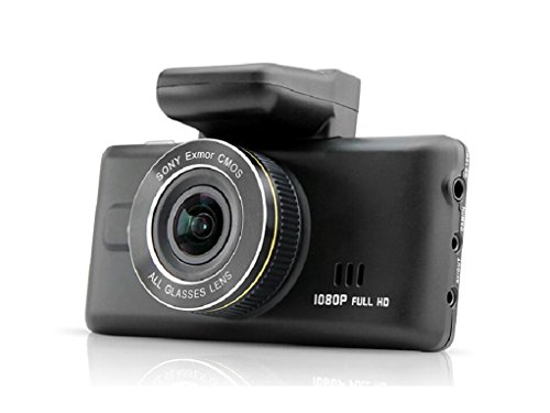 Drivewatch 380G - 1080p HD GPS Enabled Dash cam with Sony Exmor Imaging Sensor