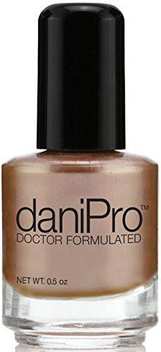 daniPro Doctor Formulated Nail Polish - Babe It's You - Mocha