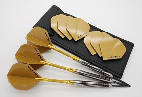 20g 21G 22G 23G 24G 25G 26G 27G 28G 30G juego de dardos de tungsteno, 33g, Amazon estándar para dardos (aluminio, tallos y caso