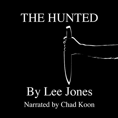 The Hunted audiobook cover art
