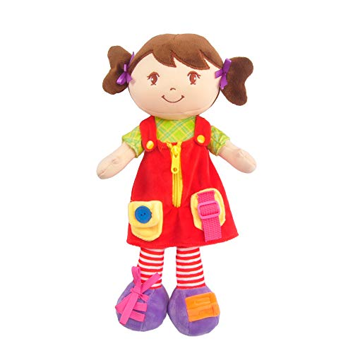 Linzy Plush Educational Plush Doll