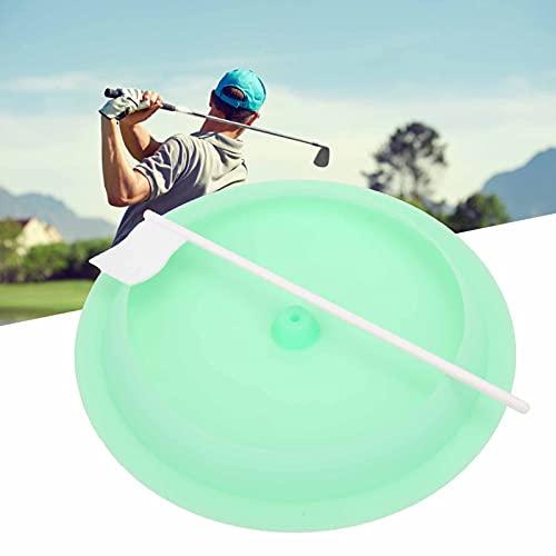Agujero de Putter de Golf, Taza de Putt de Golf en Todas Las direcciones portátil para Entrenamiento de Golf en la Oficina