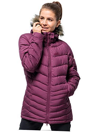 Jack Wolfskin Selenium Bay Veste Jacket, Violet Quartz, XL Womens