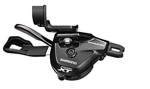 SHIMANO Unisex– Erwachsene Deore Xt Slm8000 I-spec Ii Schalthebel, Schwarz, Einheitsgröße