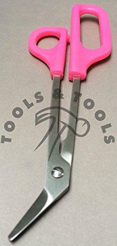 Tools N Tools UK Rose Poignée Coupe-Ongles Ciseaux Longue portée Manucure Pédicure Podologie