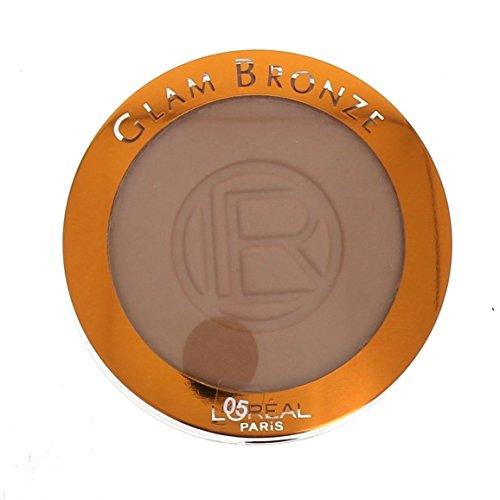 L'OREAL - Poudre MONO Soleil - Glam Bronze - 05 OR CUIVRE