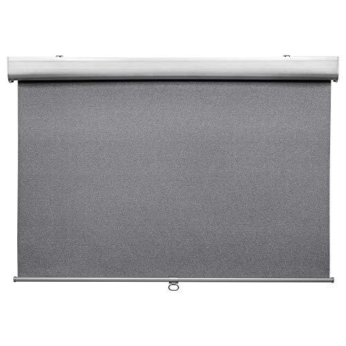 TRETUR - Estor enrollable (80 x 195 cm), color gris claro