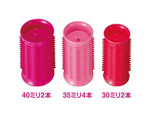 KOIZUMI(コイズミ)『ヘアカーラー(KHC-V400/P)』『ヘアカーラー(KHC-V800/P)』