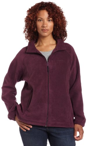 Columbia Women's Plus-Size Benton Springs Full-Zip...