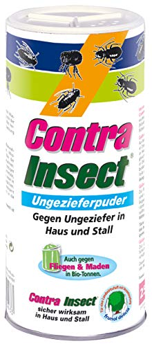 Contra-Insect Ungeziefer-Puder