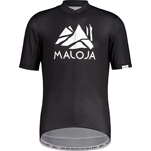 Maloja Sanetschm 1/2 T-Shirt, Herren S Mondlos