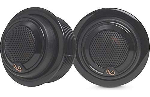 """Infinity Reference 375TX 3/4"""" Textile Dome Tweeters - Pair"""