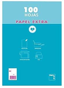 Pacsa 21811 - Papel, 100 hojas