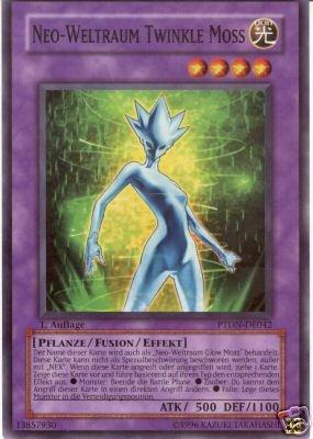 Yu-Gi-Oh! Phantom Darkness Einzelkarte Neo-Weltraum Twinkle Moss PTDN- DE042