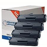 Organizza Ufficio 4 Super Toner compatibili con Samsung Xpress M2070, M2070F, M2070FW, M2070W. Durata ***1.800*** Pag.al 5% di Copertura #MLT-D111S/L