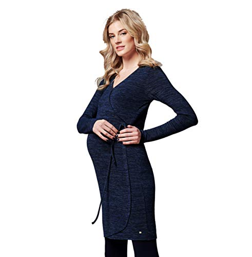 ESPRIT Maternity Damen Umstandskleid Dress Nursing ls, Knielang, U1984260 M