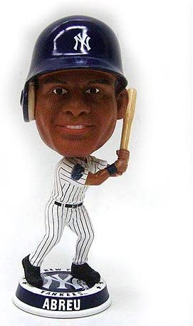 Forever Collectibles New York Yankees Bobby Abreu Big Head Bobble Head Home product image