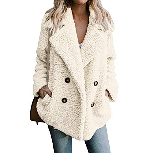 TWIFER Jacke Winter Warme Parka Outwear Damen Mantel Oberbekleidung