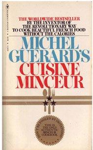 Paperback Michel Guerard's Cuisine Minceur Book