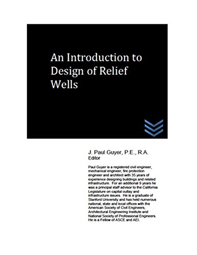 An Introduction to Design of Relief Wells