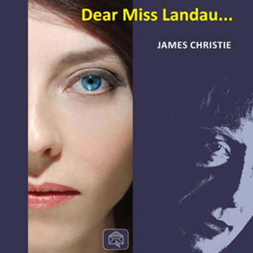 Dear Miss Landau audiobook cover art
