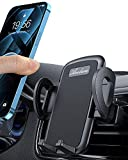 Avolare【2021 Upgrade】Handyhalter fürs Auto, Handyhalterung Auto Lüftung Universal KFZ Halterungen Kompatibel mit iPhone 12/12 Pro/11/11 Pro/Xs/Xr/X/8/7, Samsung s10/s9/s8, Huawei(Schwarz)