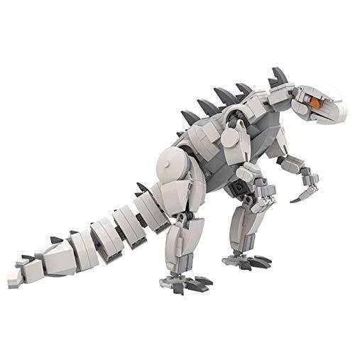 544 PCS Building Block Mecánica De Godzilla, Rompecabezas Del Juguete Technic Súper RC...