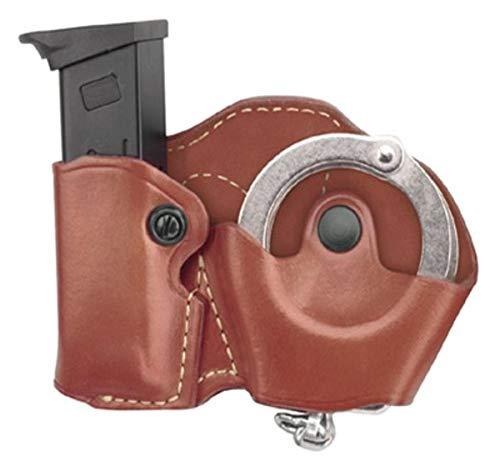 Buy Discount Gould & Goodrich 821-4LH Gold Line Cuff Case/Mag Case Combo - Left Hand (Chestnut Brown...