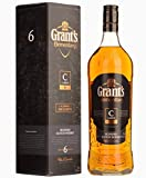 Grant's Whisky Carbon 6 Years - 1000 ml