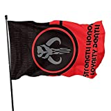 Star Wars Flag Mandalorian Portrai Flag 3x5 Ft, Durable Polyester, Ft Polyester Flag for Outdoor Decoration-Merchandise for Indooroutdoor Use (100% Polyester, 3 5 Ft) New