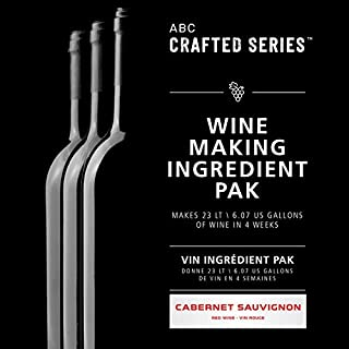 Cabernet Sauvignon | Red Wine Making | Medium-Bodied | Makes 23 L/6 USG