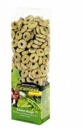 JR-Farm Grainless Erbsen-Ringe 150g
