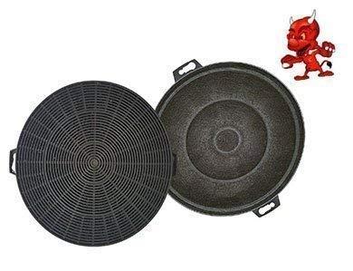 Filtre à charbon actif Filtre Filtre à charbon pour hotte Hotte Bosch dke635a03, dke635a04, dke635a05
