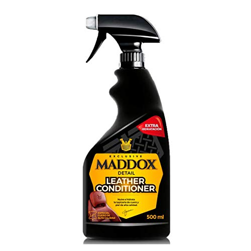 Maddox Detail - Leather Conditioner - Acondicionador de Cuero y Piel, Hidratante.