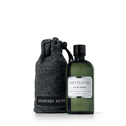 Geoffrey Beene - Grey Flannel - Eau de Toilette Homme Vaporisateur - Senteur Boisée et Orientale - 240 ml