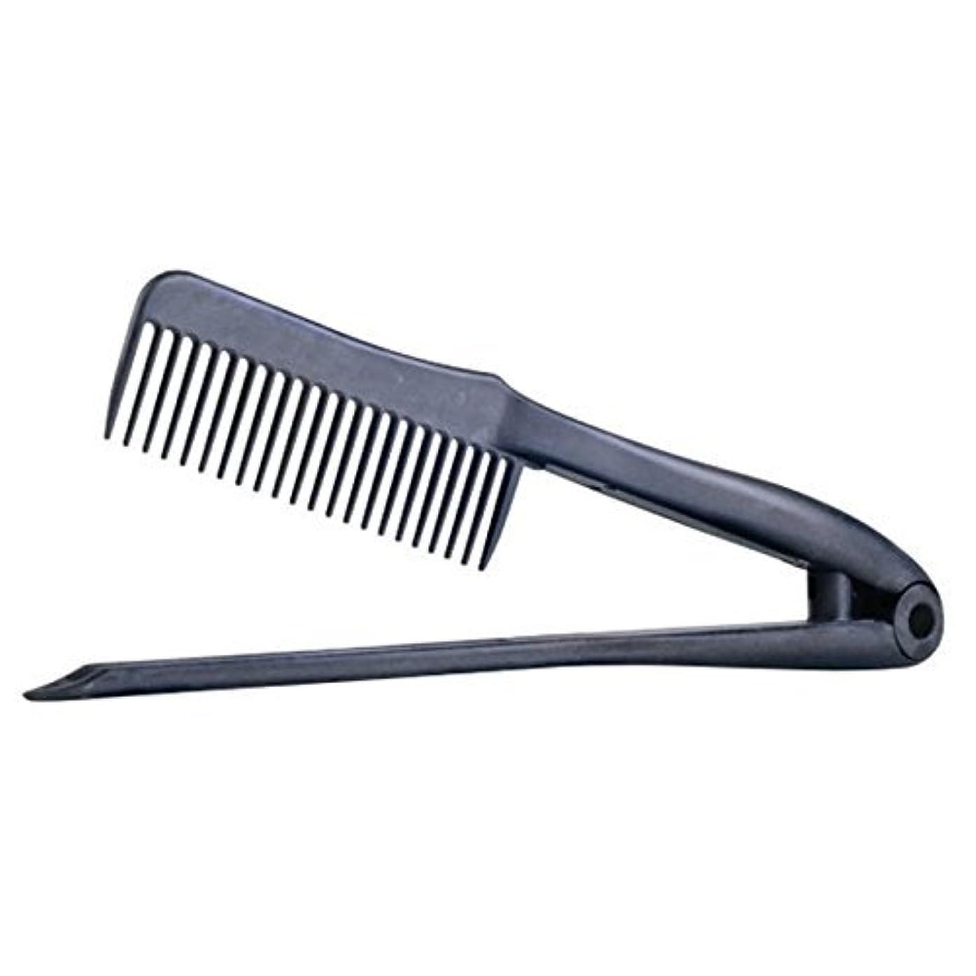 防衛逆トンCricket Carbon Straightening Hair Comb [並行輸入品]