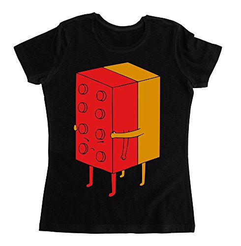 graphke Toy Piece Love Couple Goals Camiseta para Mujer