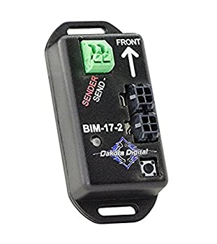 Dakota Digital Compass with Outside Air Temperature Expansion Module BIM-17-2
