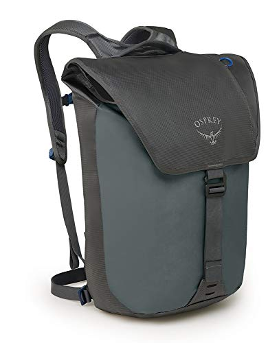 Osprey Transporter Flap Unisex Travel Pack O/S - Pointbreak Grey