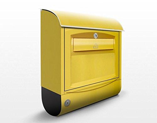Apalis Design Briefkasten I Briefkasten in der Schweiz 39x46x13cm Welt Europa, Größe:46cm x 39cm