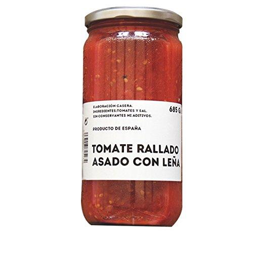 Pepejo El Labrador - Tomate Rallado Asado Con Leña