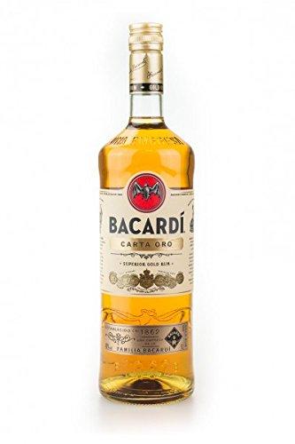 Bacardi Carta Oro Superior Gold Rum