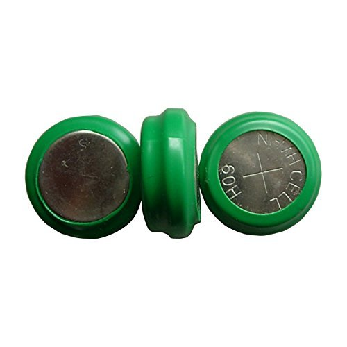 Ne Button Cell 60H/80H Nimh 1.2V Rechargeable Coin Battery
