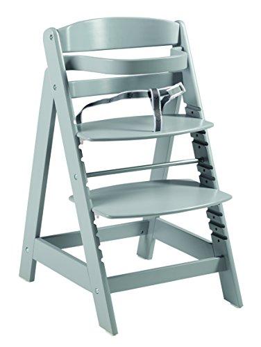roba Chaise haute évolutive 'Sit Up Click', chaise haute qui suit la croissance de votre enfant, de chaise haute dévient chaise, avec une fermeture à \
